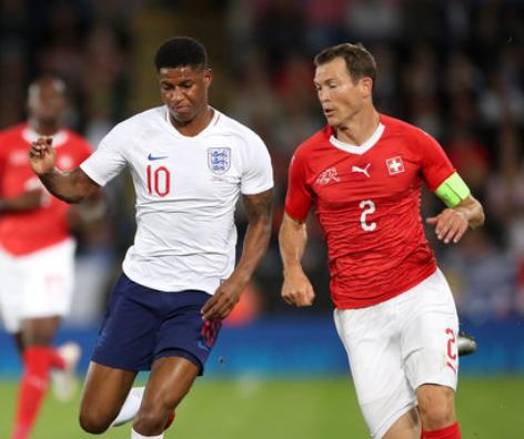 热身赛-拉什福德破门 英格兰1-0小胜瑞士