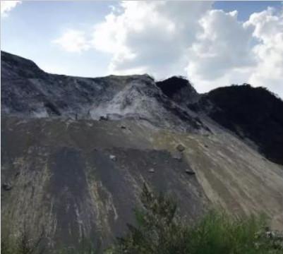 曝光:贵州瓮安江界河国家级风景名胜区内违法开采磷矿