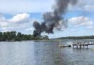 美军一架F-35B隐身战机坠毁 飞行员跳伞逃生