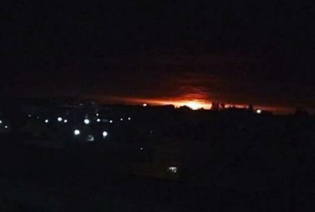 快讯!乌克兰一军火库发生爆炸 正在进行大面积疏散