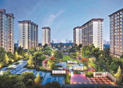 比限价低8000元/平方米 京城新房加入降价