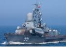 """俄最新一艘22800导弹艇即将下水 命名""""暴风"""""""