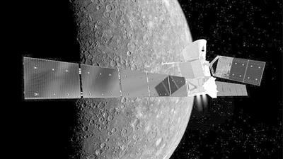 欧日探测器近日升空奔赴水星