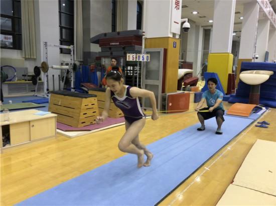 国家体操女队科学训练让能力走在技术前