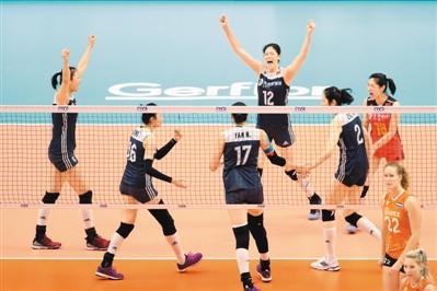 中国女排:对手更强 挑战更多