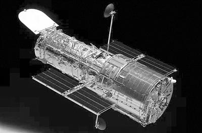 陀螺仪故障排除,哈勃望远镜复工