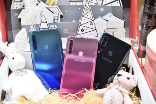 三星Galaxy A9s媒体品鉴会落地长春 创新四摄让时尚与科技同行