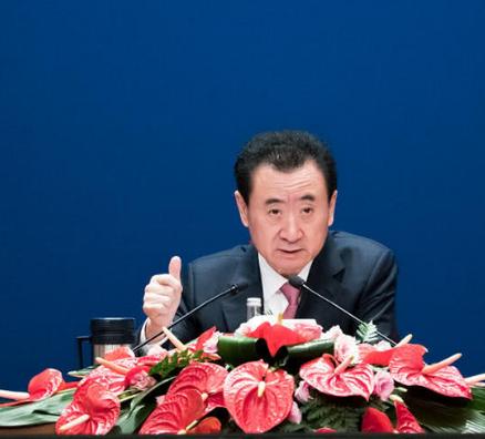 """王健林寻找""""绝对安全"""":静默一年多 海外项目一个个成为弃子"""