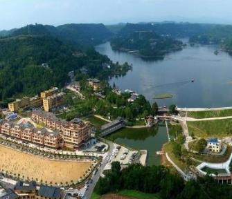 """四川最""""环保""""县城:空气优良天数能够达到90%,前途无可估量"""