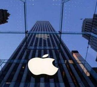 苹果周四开盘大跌8.8% 盘中股价创下52周新低
