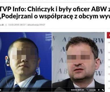 中国使馆证实:在波兰被捕中国公民系华为员工