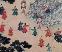 """古人元宵节也""""疯狂"""":源于汉,兴于隋,隋朝,成为重大节日"""