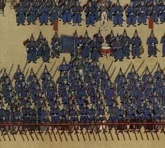 清代的上三旗是哪几个?背后藏着多尔衮与皇太极的斗争