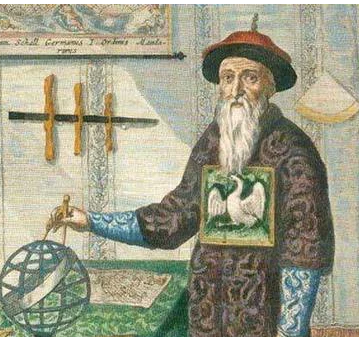 多尔衮重用的德国传教士,却在关键时刻保护了顺治