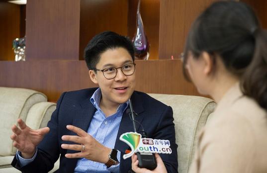全国政协委员霍启刚:助力港澳台青少年融入国家发展大局