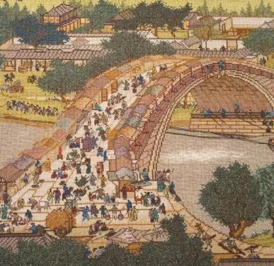 为600岁故宫庆生的《清明上河图》是怎样一幅神秘画卷?