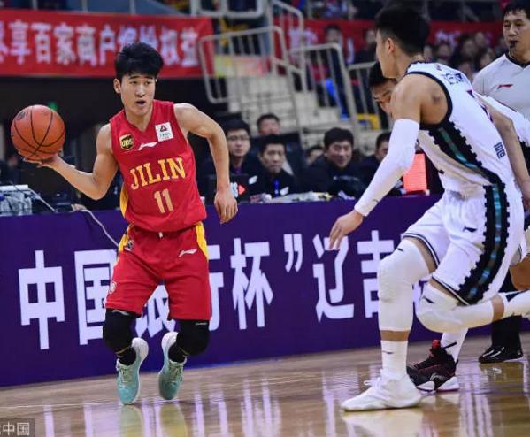 CBA官方公布2-3月最佳星锐球员 吉林小将当选
