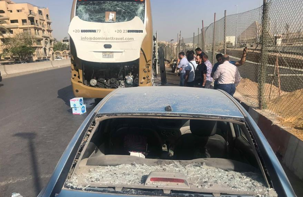 开罗大埃及博物馆附近发生爆炸 至少14名游客受伤