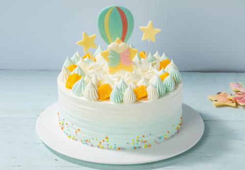幸福西餅星座蛋糕 紀念你的專屬時刻