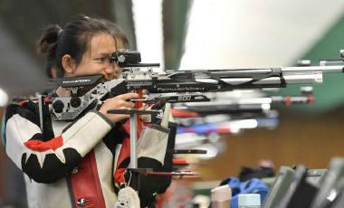 """中国射击队篇:闭关修炼""""三强化"""" 奥运名单明年见"""