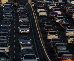 北京又见堵车